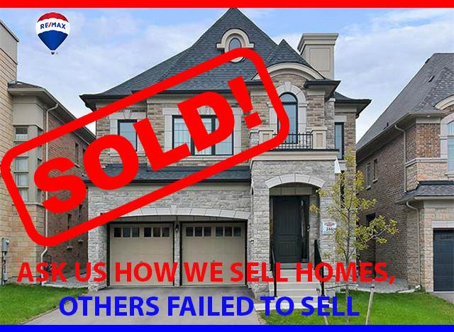 SOLD***SOLD***SOLD*** DREAM HOME*** 20 Horse Rake Rd,Vaughan-Luxury Finishes With Designer Touch!
