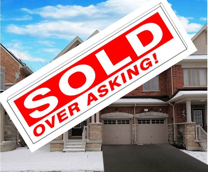 ***SOLD OVER ASKING***9 Mazarine Lane, Richmond Hill, Ontario