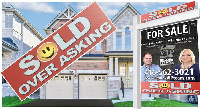 ***SOLD OVER ASKING***     10 Goldeneye Dr, East Gwillimbury, Ontario